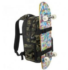 Old School Boardpack Skateboard Backpack Rucksack Bag  BG853